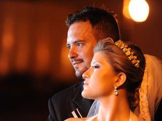 O casamento de Daniele Marchi e Michell Marchi