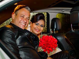 O casamento de Sandra e Gilmar 3