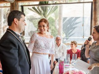 O casamento de Aline e Edilsom 1