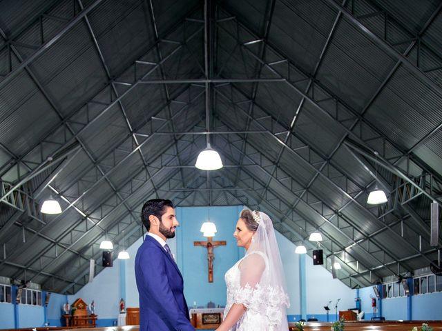 O casamento de Adriana e Maicon