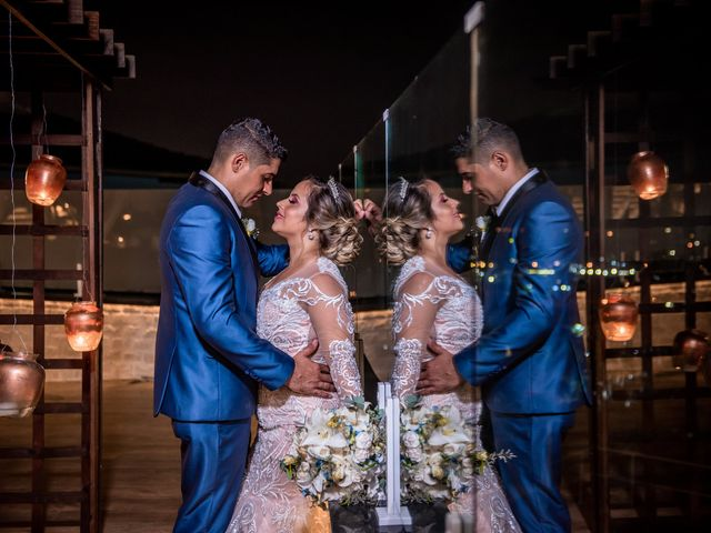 O casamento de Camila e Cassio