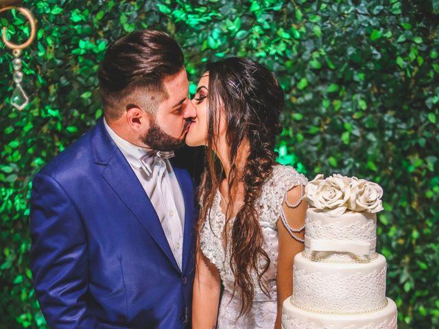 O casamento de Greici e Cleiton