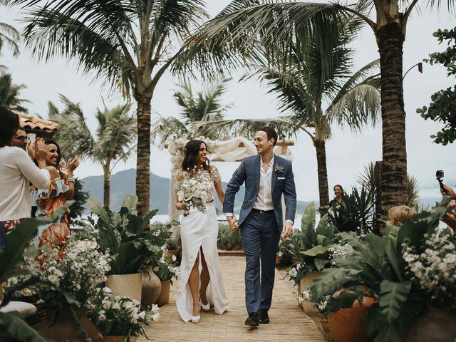 O casamento de Tayara e Benjamin