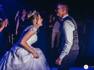 O casamento de Sara e Bruno 1