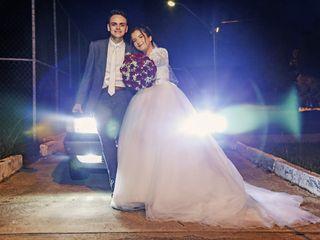 O casamento de Ludmille e Emerson