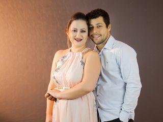 O casamento de Francieli e Naitã 2