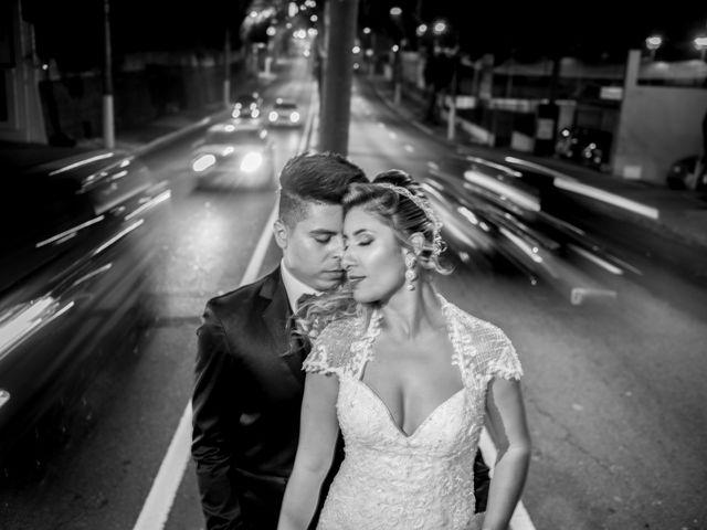 O casamento de Elza e Rodrigo