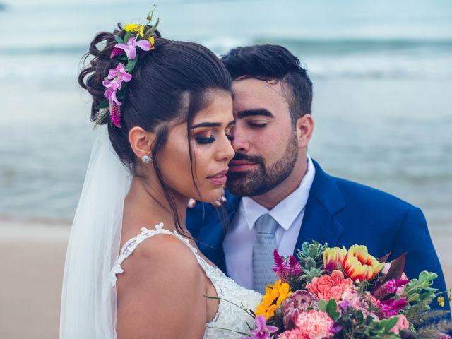 O casamento de Camilla e Luiz