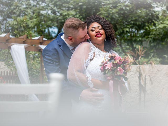O casamento de Mariana e Luiz