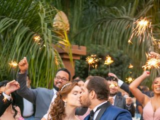 O casamento de Natali e Adelson