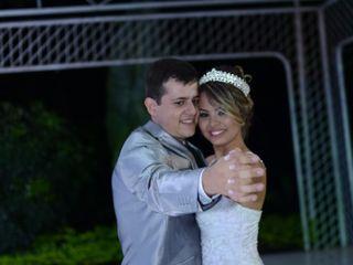 O casamento de Jessica e Patrick