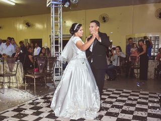 O casamento de Kariny e Wesley 1