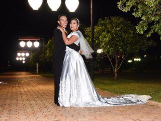 O casamento de Kariny e Wesley 2