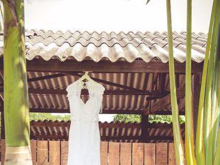 O casamento de Camila e Everton 1