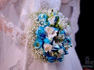 O casamento de Thayná e André 3