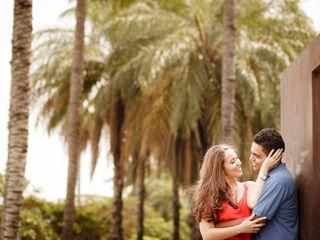 O casamento de Rayanne e Alysson 1