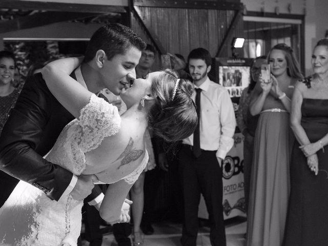 O casamento de Hannaynna e Lucas