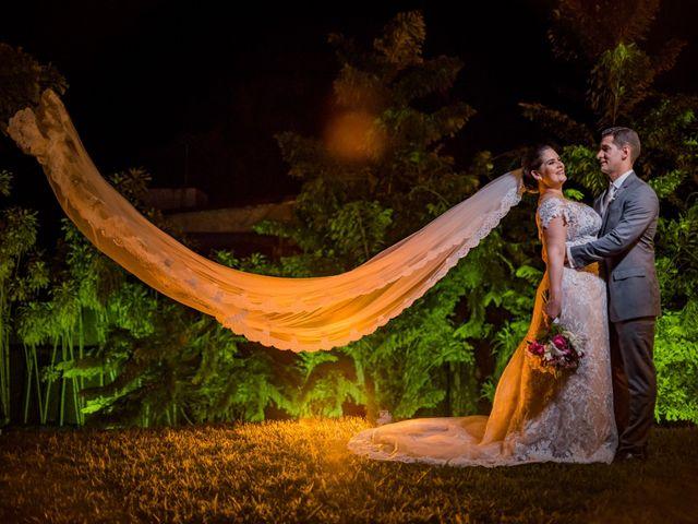 O casamento de Heloisa e Antonio