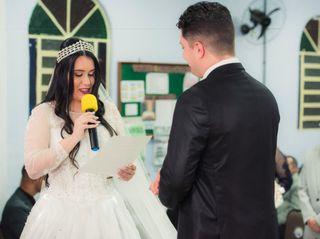 O casamento de Jusley e Leandro 2