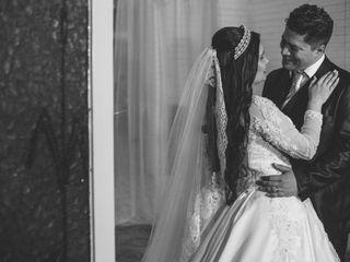 O casamento de Jusley e Leandro