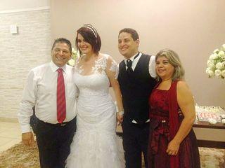 O casamento de Sumaya e Michel