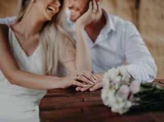 O casamento de Gabryelle e Junio 1