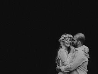 O casamento de Gabryelle e Junio 2