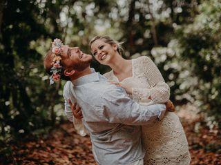 O casamento de Gabryelle e Junio 3