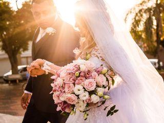 O casamento de Itala e Bruno