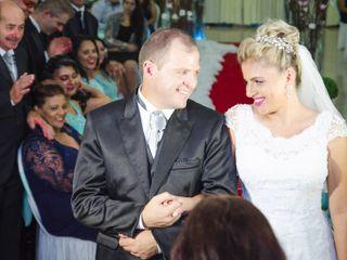 O casamento de Lidiane e Jailson