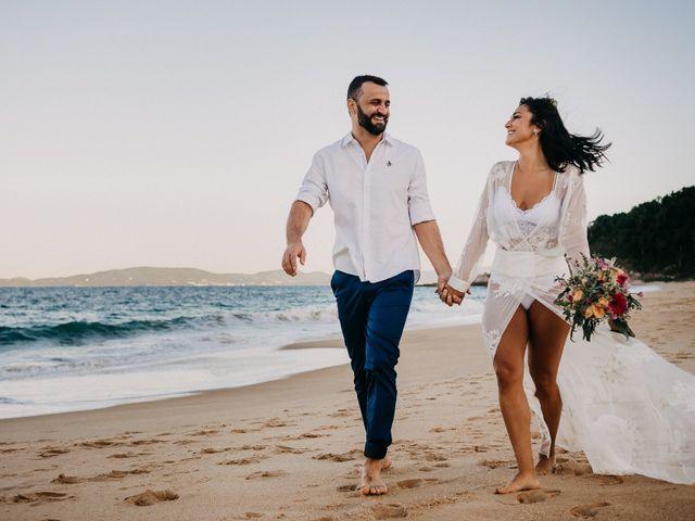 O casamento de Jana e André