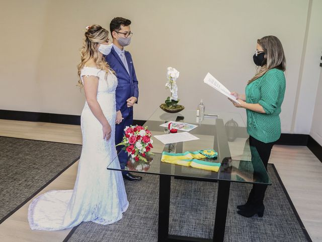 O casamento de Kabir e Edna em Curitiba, Paraná 4