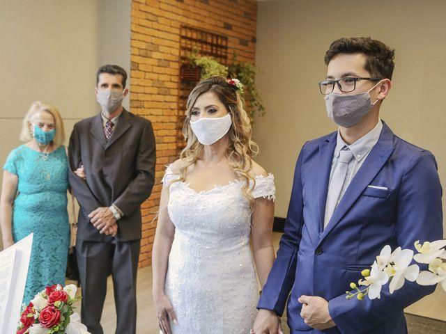 O casamento de Kabir e Edna em Curitiba, Paraná 6