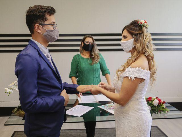 O casamento de Kabir e Edna em Curitiba, Paraná 10