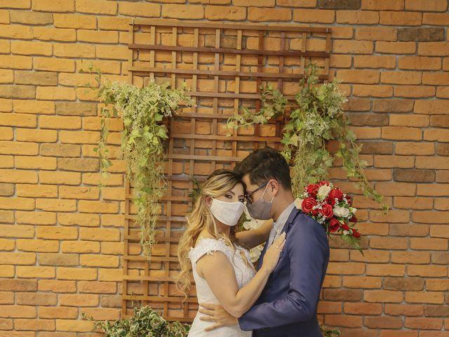 O casamento de Kabir e Edna em Curitiba, Paraná 12