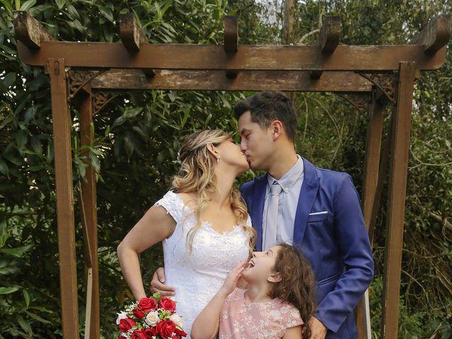O casamento de Kabir e Edna em Curitiba, Paraná 15