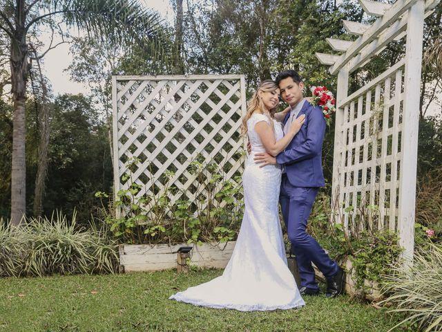 O casamento de Kabir e Edna em Curitiba, Paraná 17