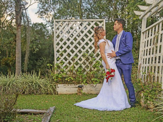 O casamento de Kabir e Edna em Curitiba, Paraná 18