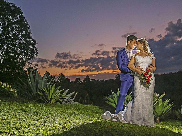O casamento de Kabir e Edna em Curitiba, Paraná 1