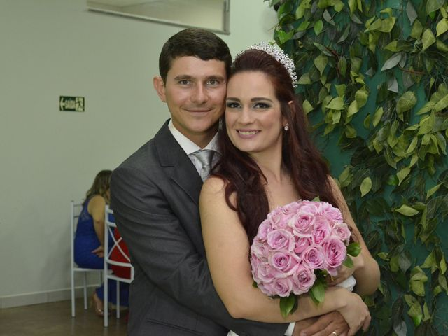 O casamento de Camila e Antonio Carlos