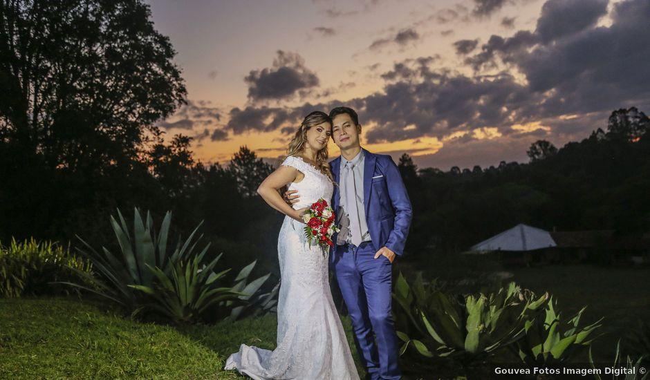 O casamento de Kabir e Edna em Curitiba, Paraná