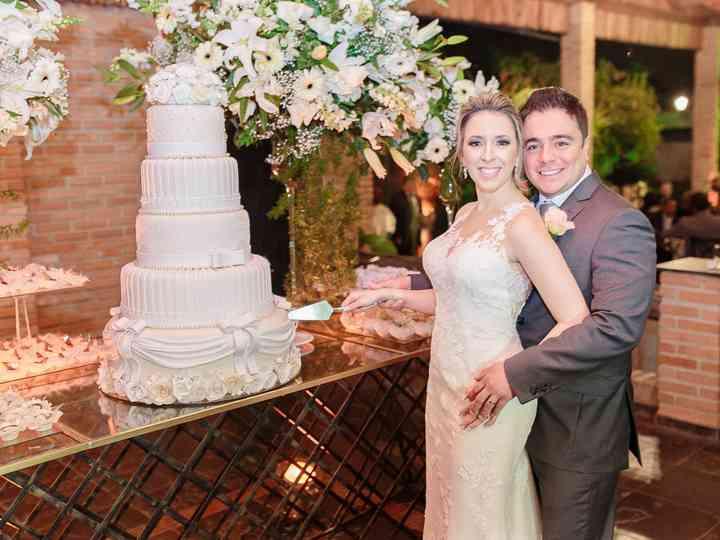 O casamento de Danusa e Renato