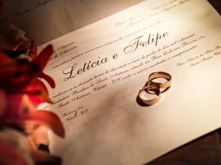 O casamento de Leticia e Felipe 1