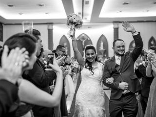 O casamento de Ariane e Felipe