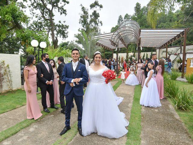 O casamento de Bruna e Dylan