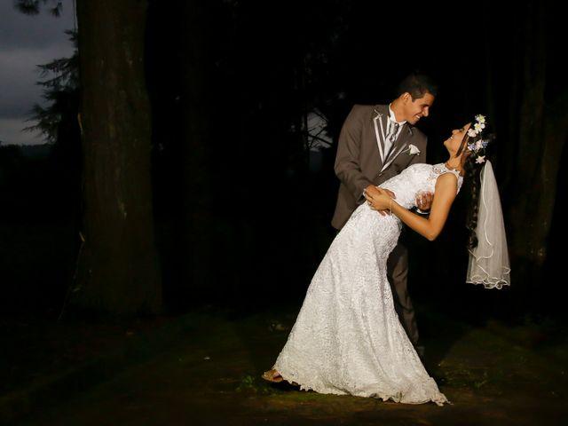 O casamento de Michele e Henrique