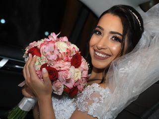 O casamento de Priscila e Vitor 1