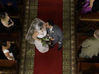 O casamento de Débora e Telio