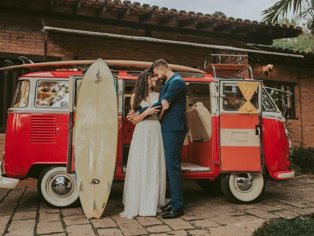 O casamento de Danielle e Allan