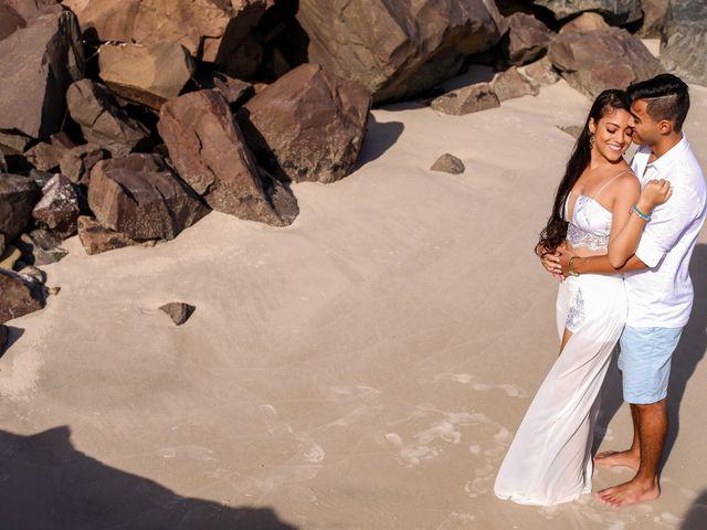 O casamento de Edward e Vitória em Penedo, Alagoas 3